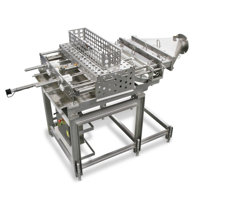 Johnson Industries Exact Weight String Cheese Machine