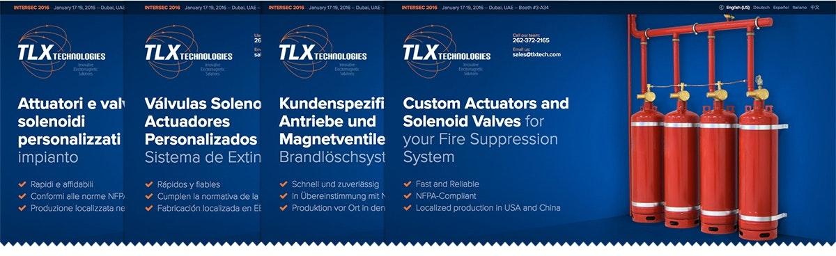 Multi-Lingual Landing Pages